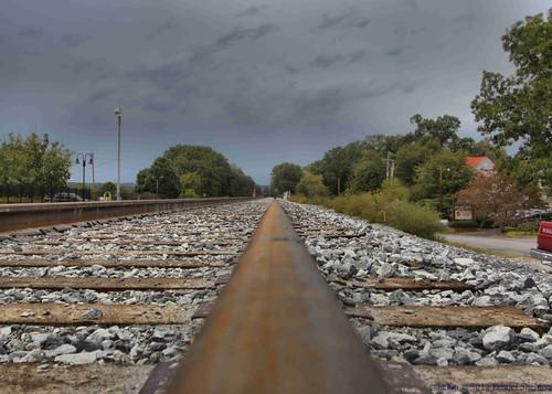 railroad blue sky usa cloud sc canon view gray southcarolina rail hdr clemson allrightsreserved t5i sheldn copyrightdanielsheldon copyrightdanieljsheldon