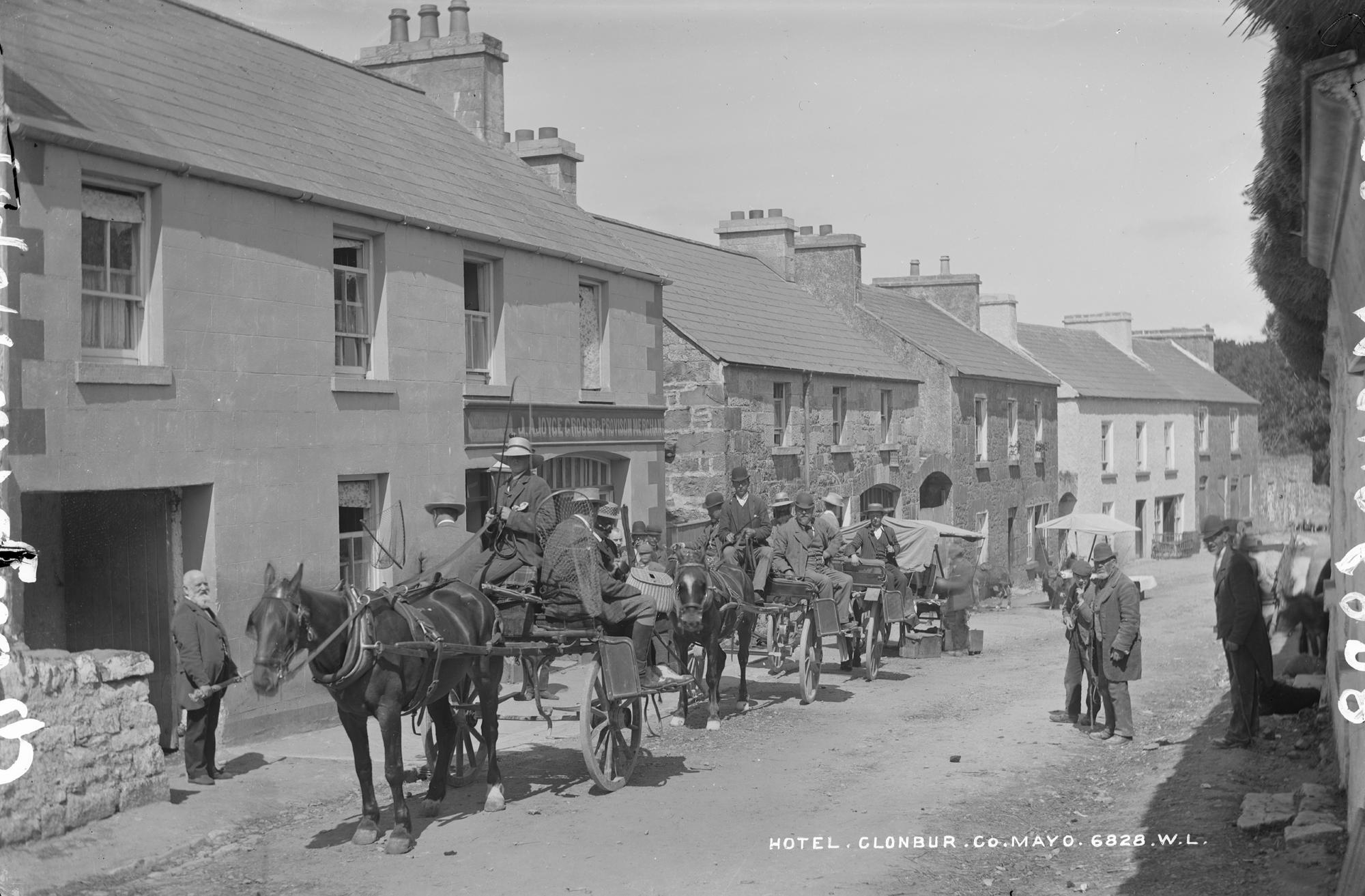 Hotel, Clonbur, Co Galway