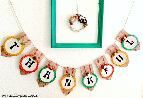 how-to-use-embroidery-hoops-to-make-a-thanksgiving-banner-crafts-how-to-seasonal-holiday-decor