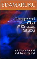 bhagavad gita a critical study edamaruku