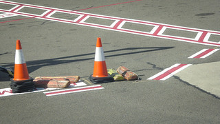 Cones and Chocks