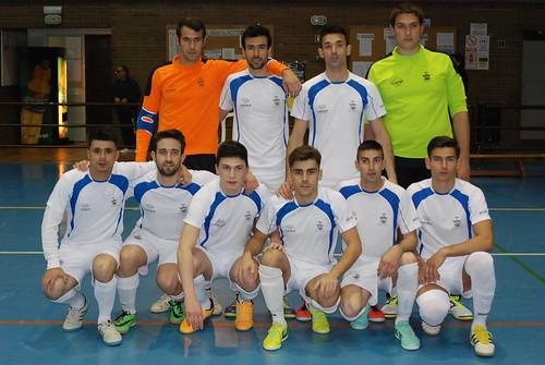 AionSur 16691646057_fd0d7d9421_d A una sola victoria de un histórico ascenso Deportes Fútbol Sala