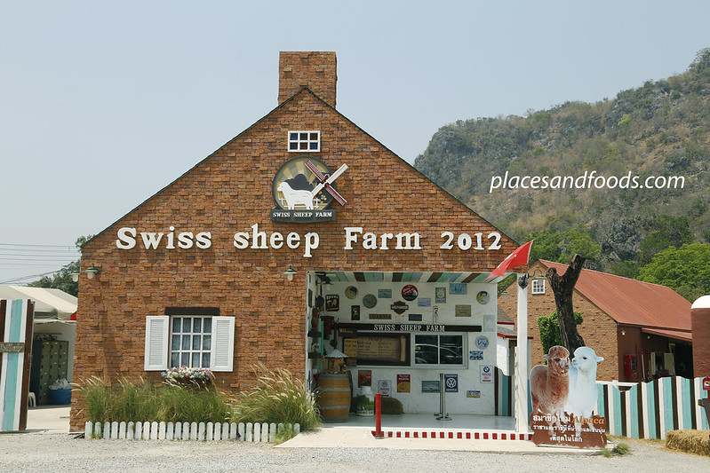 cha am swiss sheep farm 2012