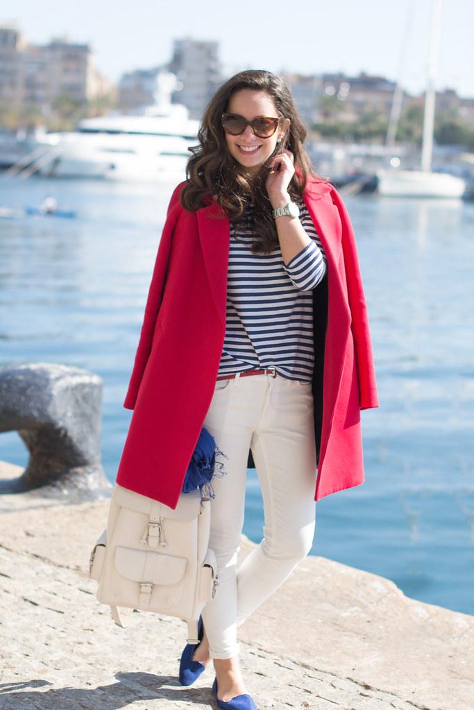 Las prendas que necesitas para un look marinero de 10