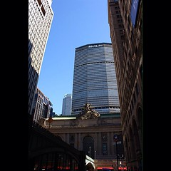 MetLife - #NYC #grandcentral #urbanity #architecture