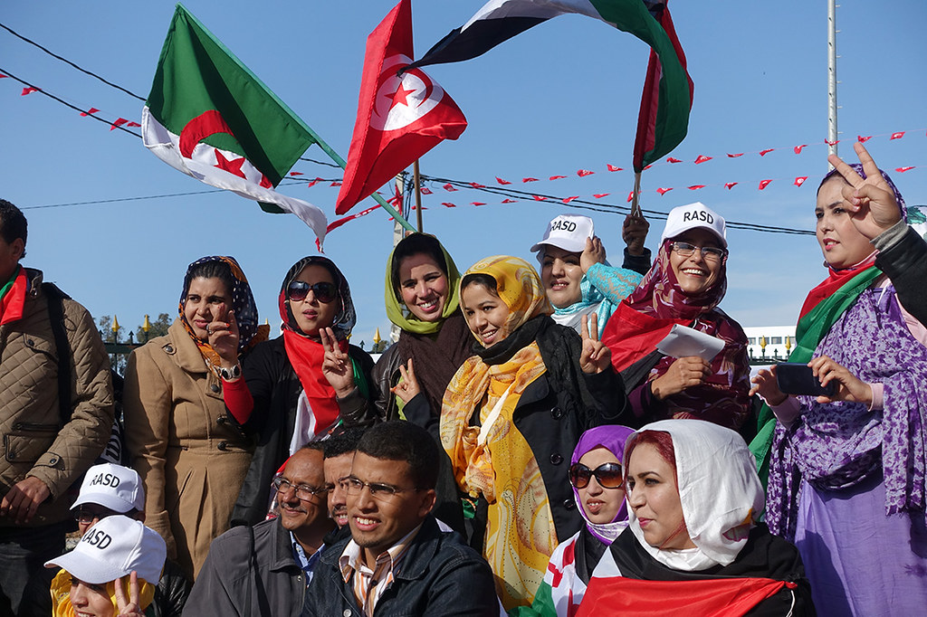 the people of western sahara