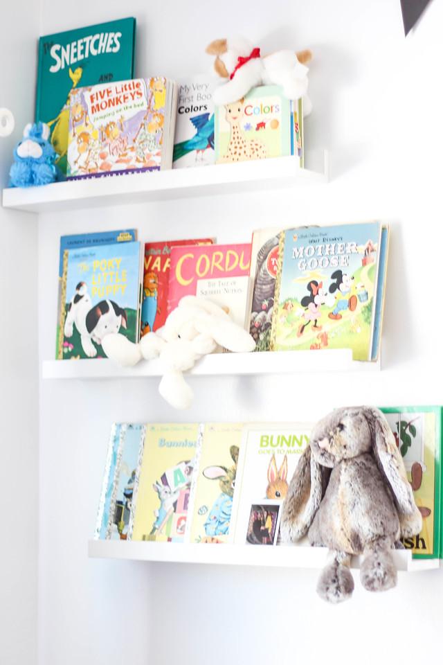 Nursery Bookshelf