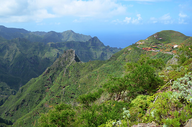 Chinamada, Anaga, Tenerife