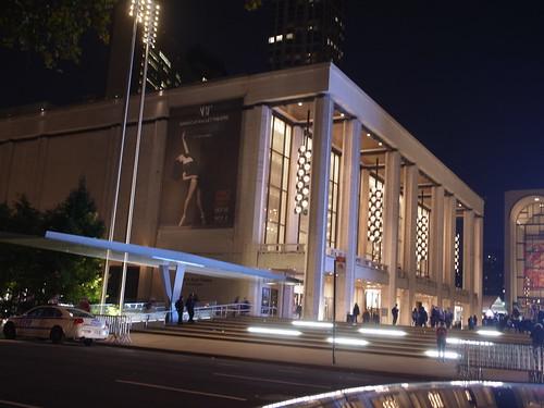 The David H. Koch Theater/ The New York City Ballet