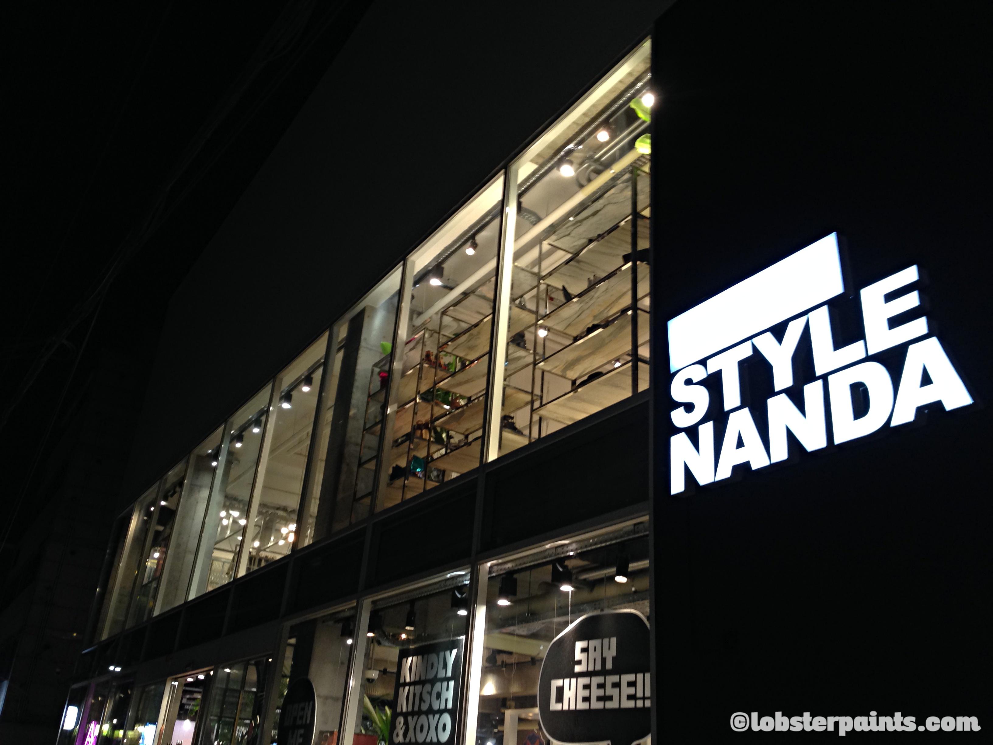 Style Nanda @ Hongdae (Hongik University Street) | Seoul, South Korea