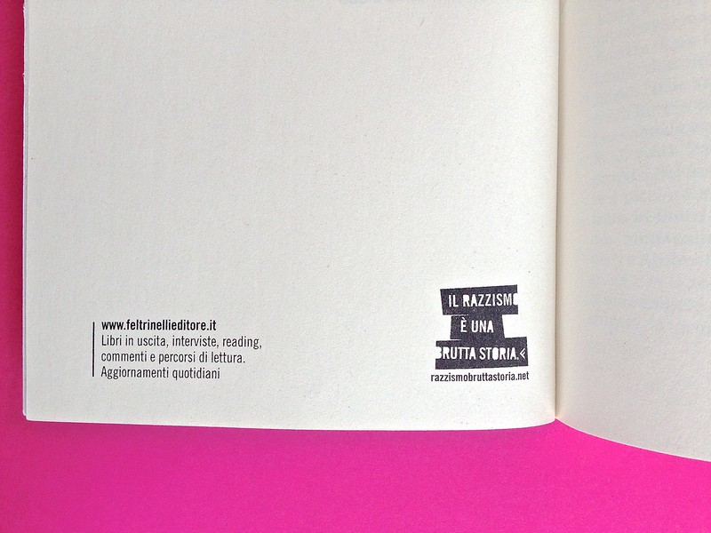 Gli anni, di Virginia Woolf. Feltrinelli 2015. Art dir.: Cristiano Guerri; alla cop.: ill. col. di Carlotta Cogliati. Colophon, a p. 6 (part.), 2