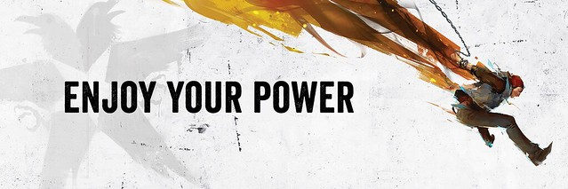 inFAMOUS Second Son - Twitter Cover
