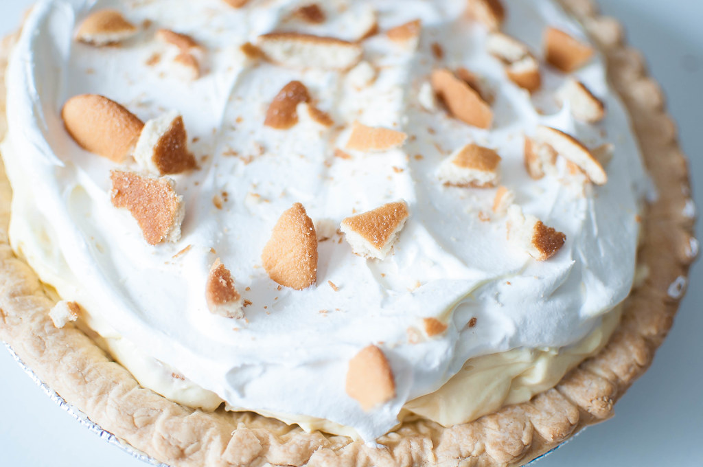 Banana Pudding Pie 4