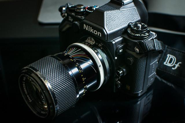 Zoom-Nikkor 43-86mm F3.5 + Nikon Df