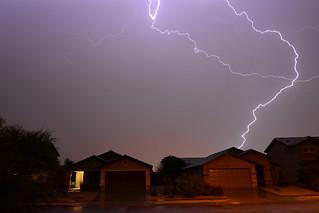 Close Strike in Phoenix