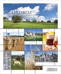 20 Belgische Streken feuille