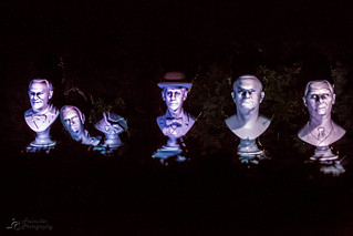 Haunted Mansion Graveyard - The Grooms