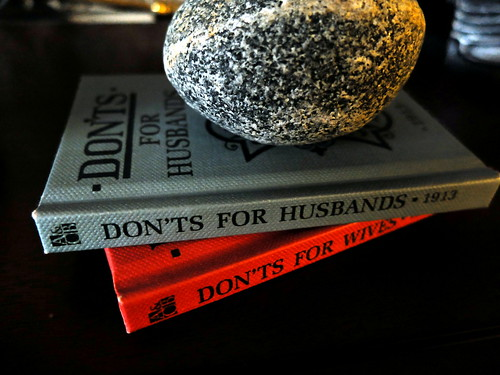 Don'ts For Husbands / Wives