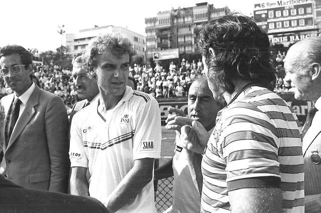 1984 Vilas Wilander
