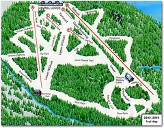 Laurel Mountain Resort Trails