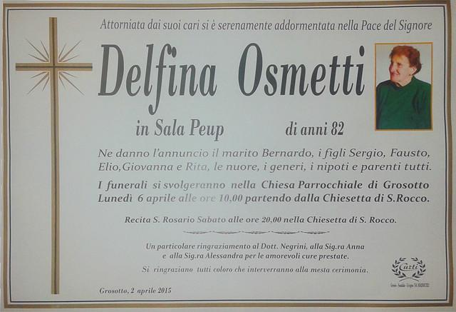 Osmetti Delfina