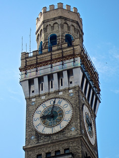 Bromo-Seltzer Tower, Baltimore, MD