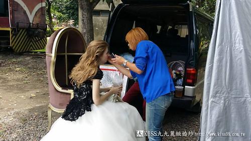 婚紗攝影推薦,高雄kiss九九婚紗的貼心分享-拍攝婚紗照的注意事項:Q2-4