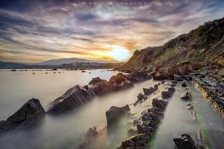 Rocks & Sky