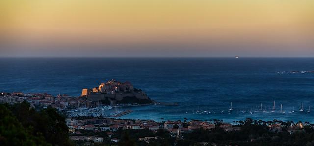 Corse / Corsica / Korsika: Calvi