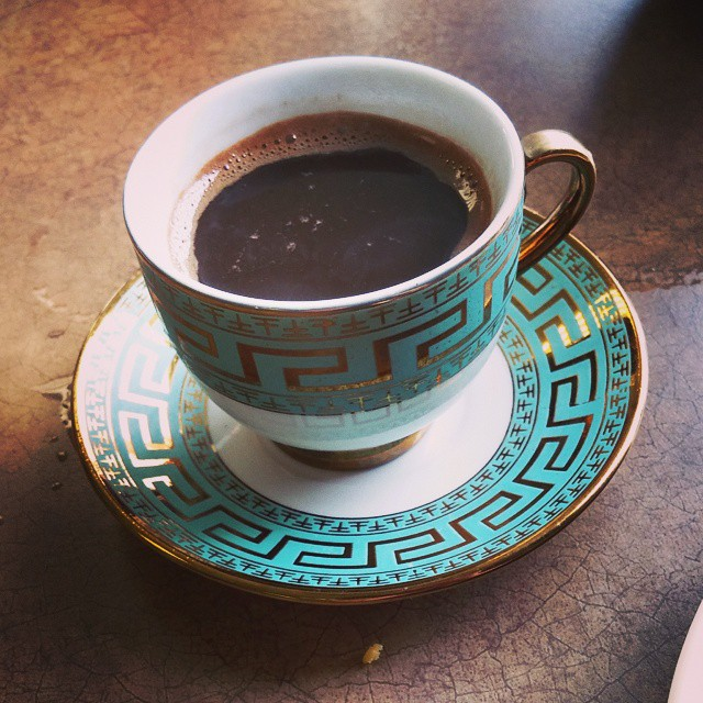 Turkish #Coffee