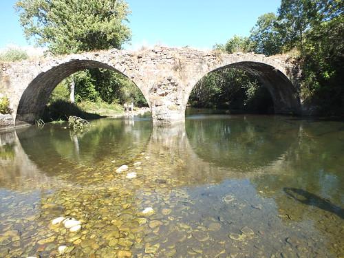 Puente del Torío, S. Féliz de Villalfeide