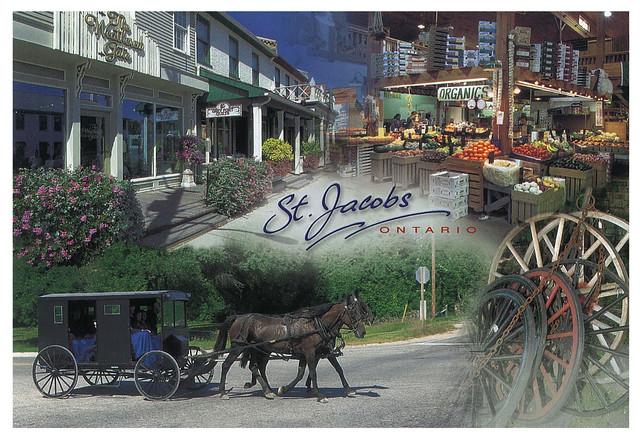 Ontario - StJacobs - multi view
