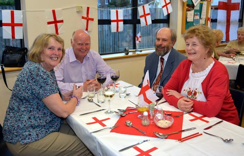 St George's Celebration