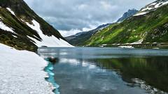 Oberalpsee - Uri - Switzerland