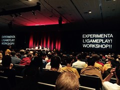 GDC 2015 Experimental game play workshop