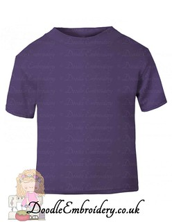 T-shirt - Purple copy