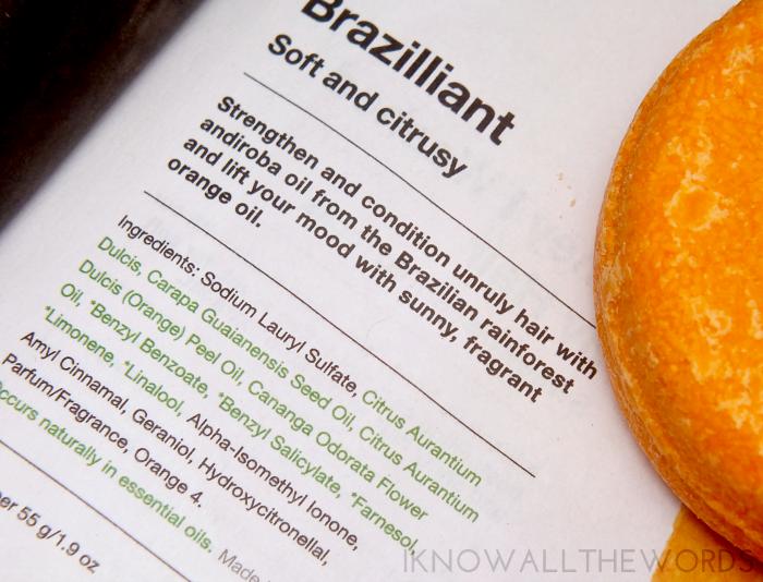 lush shampoo bars- brazilliant (1)