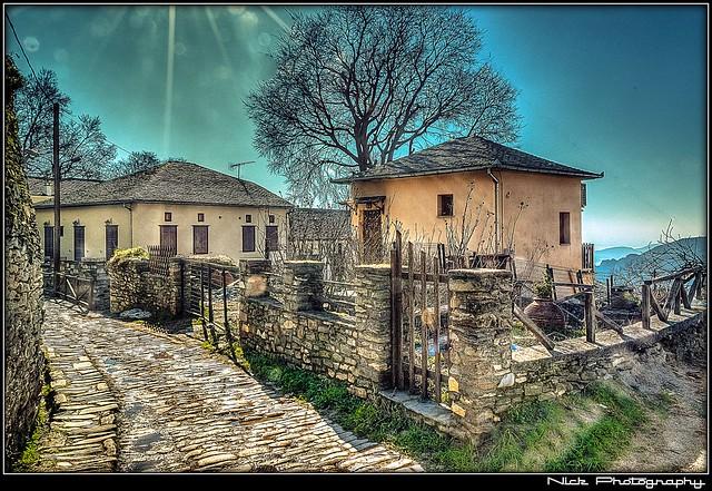 Χωριάτικος δρόμος (3)... - Village road (3)...