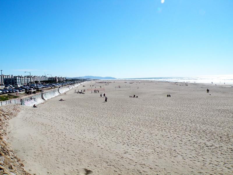 Ocean Beach Beach