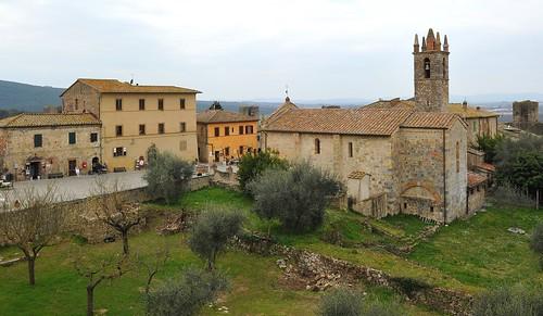 Monteriggioni, Tuscany, Italy  March, 2015 017