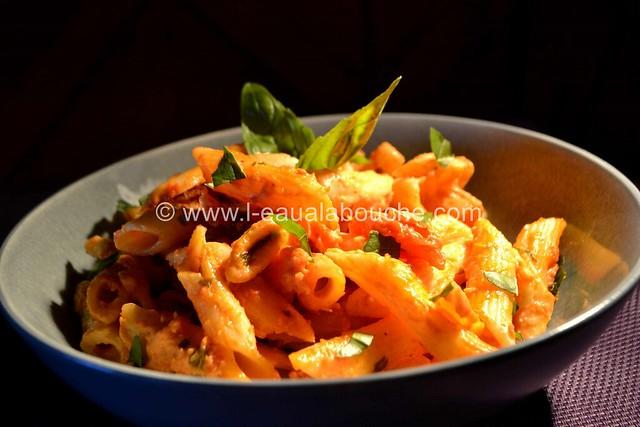 Pasta Preparata Con Otto P  © Ana Luthi Tous droits réservés