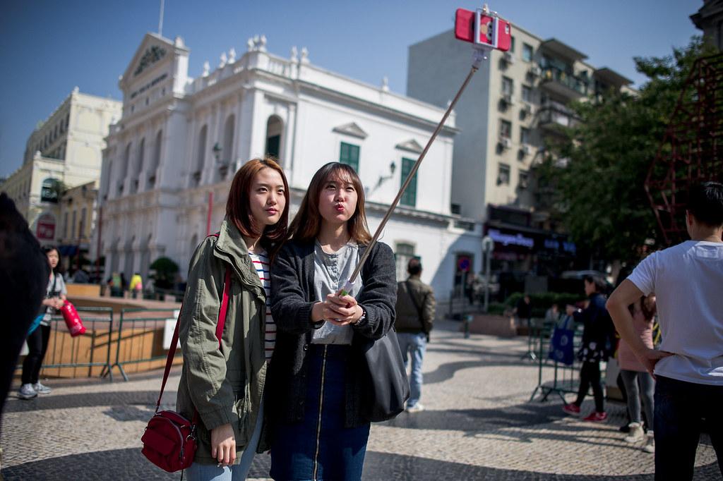 Selfies @Macau