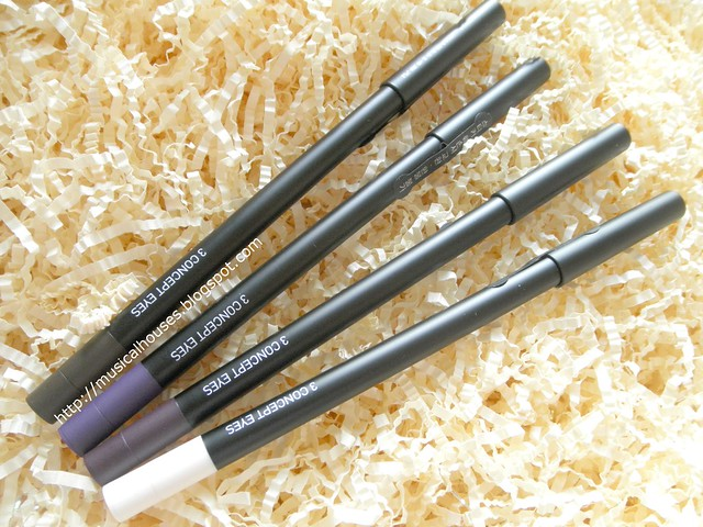 3CE Creamy Waterproof Eyeliner Pencil