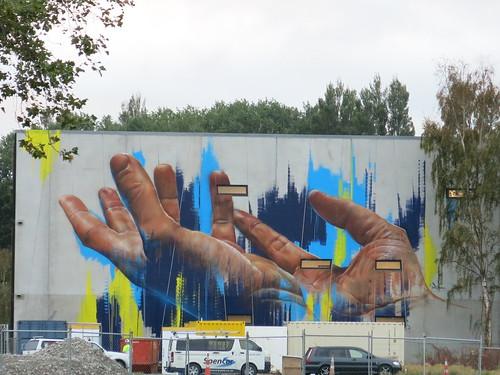 Art by Adnate, 142 Kilmore Street