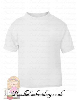 T-shirt - White copy
