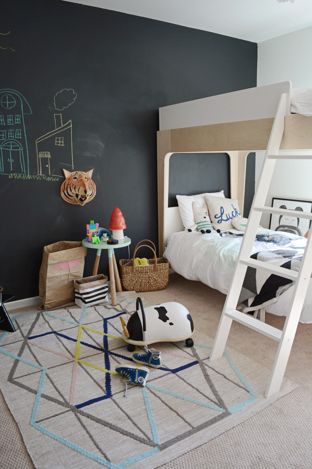 ideas habitaciones compartidas niños