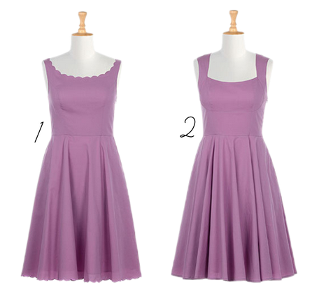 eshakti lavender dress