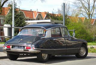 1971 Citroën DS 20