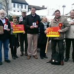 Leafletting Ripon wards with Skipton & Ripon CLP
