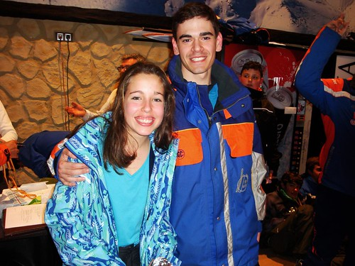 Ganador de Snowboard